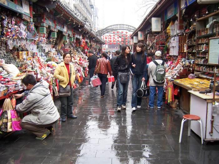 Великі ринки Китаю  огляд 8190a39887580